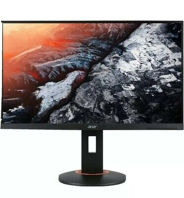 "Acer XF250Q 24.5"" LED LCD Monitor - 16:9 - 1ms GTG - Free 3 year Warranty - x -"