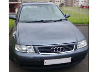 02 Audi A3 1.9 tdi - short MOT , Rough round the edges , ideal workhorse