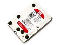 5 x 4TB Western Digital Red WD40EFRX