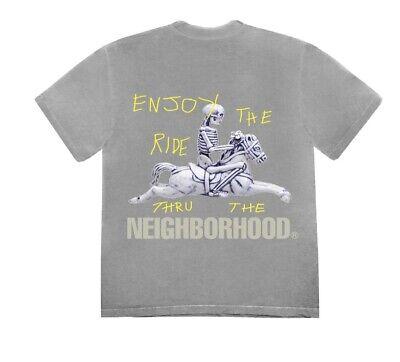 Cactus Jack for Neighborhood Carousel mens T Shirt size 2XL travis scott