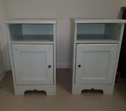 Ikea Aspelund Bedside Table Pair Coopers Plains Brisbane South West Preview