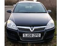 2008 08, Vauxhall Astra Life , 1.6 Petrol, 86000, LONG MOT, spares repairs