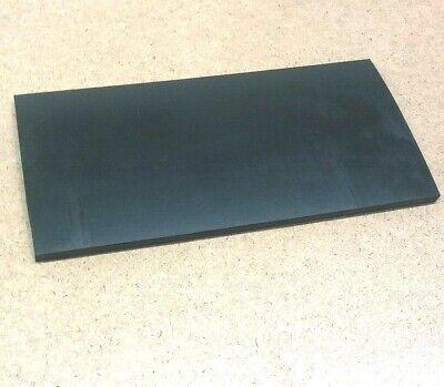 Neoprene Rubber Sheet Solid 18 Thk X 4 W X 12 L Rect Pad 60 Duro Std Flex