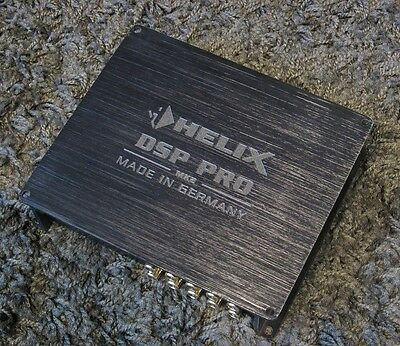 HELIX DSP PRO MK2 - HIGH-END, NEW 2017, THE BEST IN-CAR PROCESSOR, NEW,