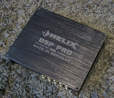 HELIX DSP PRO MK2 - HIGH-END, EISA THE BEST IN-CAR PROCESSOR, DIGITAL-IN,