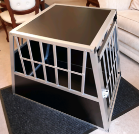 Dog Crate, Brand is TECTAKE