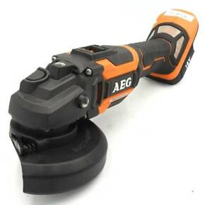 Aeg Bews18125blc Angle Grinder Skin ONLY - 000500237163 Spearwood Cockburn Area Preview