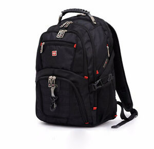 Heavy duty Swiss Army 17 inch Laptop Backpack