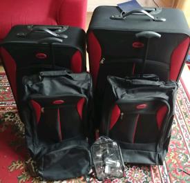 6x Set Luggage