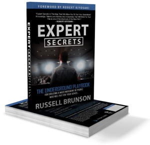 Expert Secrets Book | Grab it for FREE today