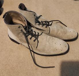 Men's Asos Suede boots size 11