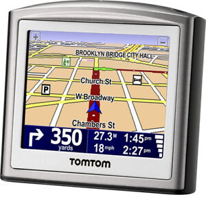 TomTom ONE 3rd Edition 3.5-Inch Portable GPS