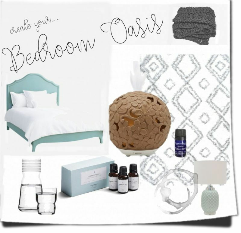 Check out my collection for creating a Bedroom Oasis!