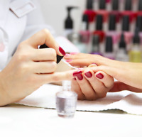 Nail technician needed part time or full time