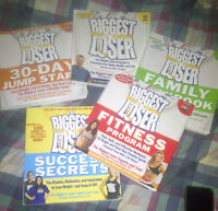 Biggest Loser Books and Wii Games