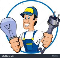 Honest and Affordable Electrician for hire
