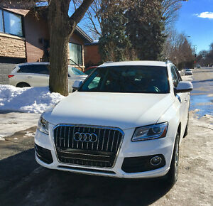 2013 Audi Q5 2.0 Turbo 220 chev