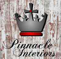Call Pinnacle Interiors today for a free quote!