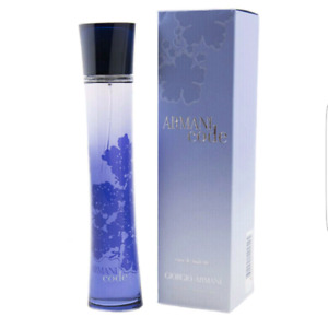 END OF SUMMER SALE: ARMANI CODE FOR HER E.D.T-75ml