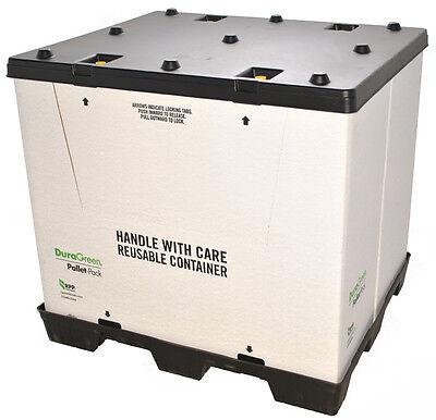 Duragreen 40 X 48 X 45 Pallet-pack Container 1 Door