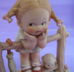 """""""What Will I Grow Up to Be"""" figurine Memories of Yesterday Kitchener / Waterloo Kitchener Area image 2"""