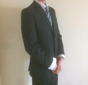 Michael Kors Suit -Size 16 Shirt, Tie, Jacket and Trousers