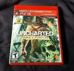 Uncharted Drakes Fortune PS3 Game