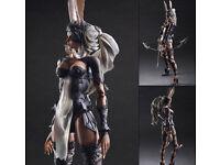 Final Fantasy XII Fran Play Arts Kai Figure Brand New