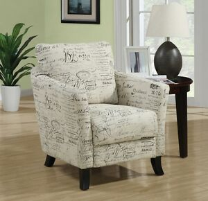 Brand New French or Sandstone Accent Chairs ! Call 902-481-9105!