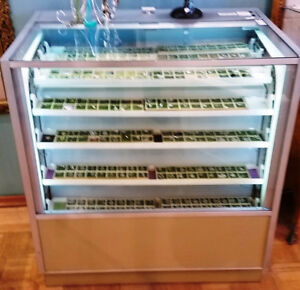 RARE ROTATING CHARM / COLLECTIBLES CABINET - price reduced Stratford Kitchener Area image 1