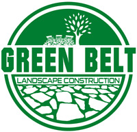 Fall cleanup, garden cleanup, book today! Green Belt Landscaping