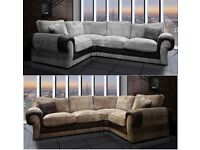 FREE FOOTSTOOL with this SCS couch