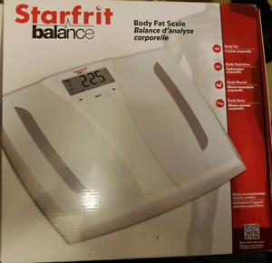Starfrit Balance Body Fat Scale
