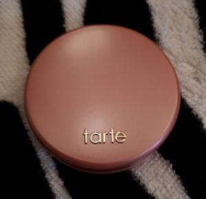 Authentic tarte Deluxe Amazonian Clay 12-Hr Blush in Monarch