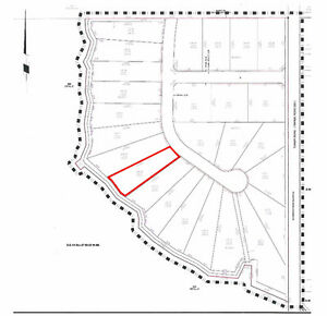 Undeveloped Lot in Bison Ridge near Athabasca
