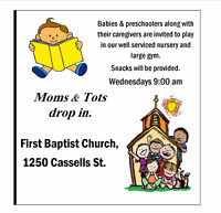Mom's and Tot's Drop in