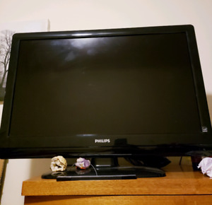 "Lightly Used 32""-37"" Philip's TV! Great Condition!"