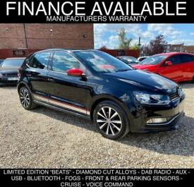 image for 2017 Volkswagen Polo 1.2 TSI R Line (s/s) 5dr Hatchback Petrol Manual