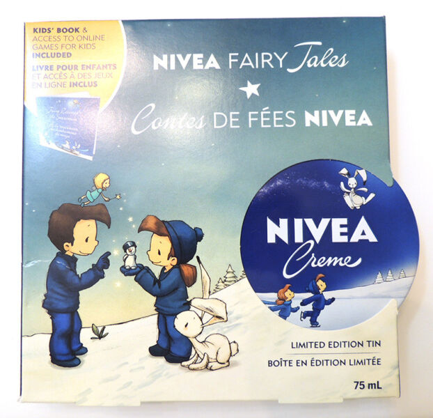Nivea Creme Collectible Limited Edition Tins Fairy Tales New Arts Collectibles City Of Toronto Kijiji
