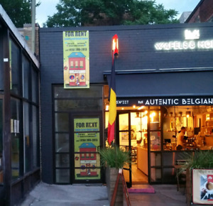 Retail Space Available in Kensington Market
