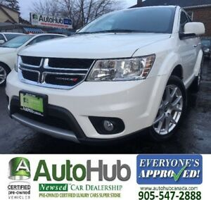 2016 Dodge Journey R/T-AWD-7 SEATER-HEATED SEATS