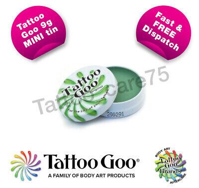 Heal Salve (Tattoo Goo Original Aftercare Salve 9.3g Mini Tin Heals & Protects)
