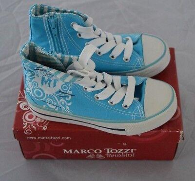 Marco Tozzi Kinder Schuhe Sneaker Größe 29 NEU