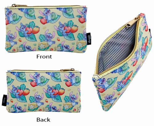 Loungefly Disney Lilo & Stitch Cosmetic Makeup Bag Case Pencil Case Pouch