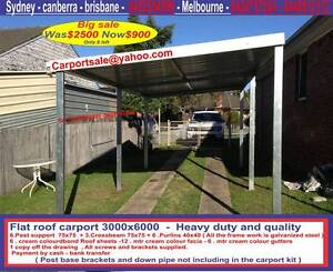 New  carport  3  x  6   $900  or  3 x  9   $  1350 Ingleburn Campbelltown Area Preview