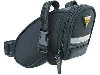 New Topeak Wedge Bike cycle Bag with Quickclip holder bag