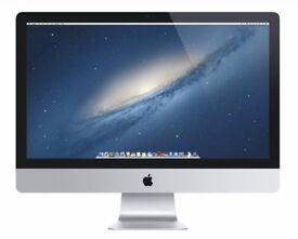 iMac 27 inch 5K Retina (Late 2014)