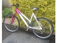 Ladies raleigh bicycle