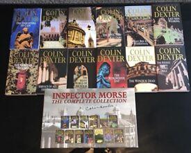 Colin Dexter inspector Morse box set