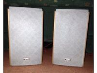 JVC MUSIC SPEAKERS